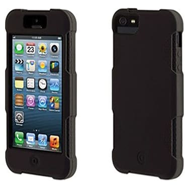 Griffin Protector Silicone Case For iPhone 5, Black