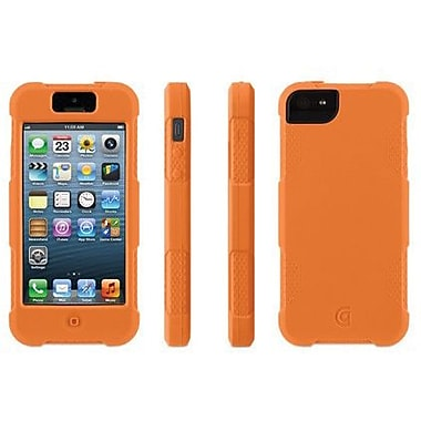Griffin Protector Silicone Case For iPhone 5, Fluoro Orange