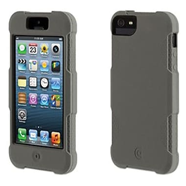 Griffin Protector Silicone Case For iPhone 5, Grey