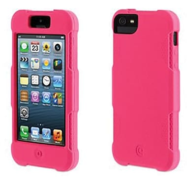 Griffin Protector Silicone Case For iPhone 5, Pink