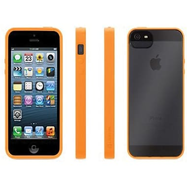 Griffin Reveal Slim Case For iPhone 5, Fluoro Orange