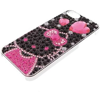 iDress Hello Kitty Jewelry Hard Case For iPhone 5, Black