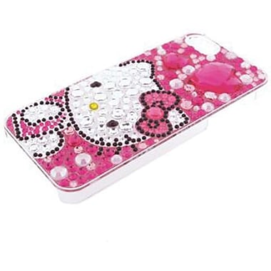 iDress Hello Kitty Jewelry Hard Case For iPhone 5, Pink