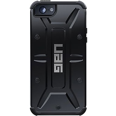 Urban Armor GearScout Composite Hybrid Case For iPhone 5, Black/Black