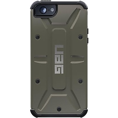 Urban Armor GearAviator Composite Hybrid Case For iPhone 5, Moss/Black