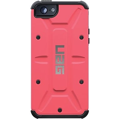 Urban Armor GearValkyrie Composite Hybrid Case For iPhone 5, Plasma/Black