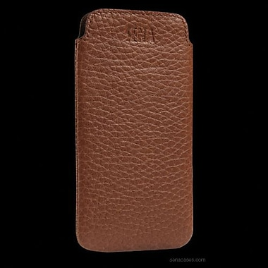 Sena Ultra Slim Classic Leather Sleeve For iPhone 5, Tan