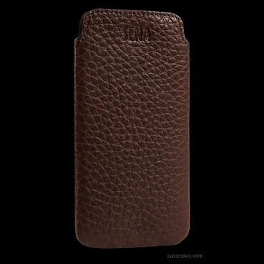 Sena Ultra Slim Classic Leather Sleeve For iPhone 5, Brown