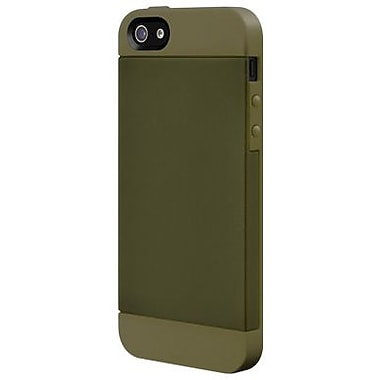 SwitchEasy™ Tones™ Hybrid Case For iPhone 5, Military Green