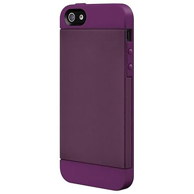 SwitchEasy™ Tones™ Hybrid Case For iPhone 5, Dark Purple
