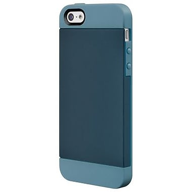 SwitchEasy™ Tones™ Hybrid Case For iPhone 5, Grayish Blue