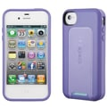 Speck® SmartFlex View TPU Case W/Stand For iPhone 4/4S, Grape/Lavender/Pool