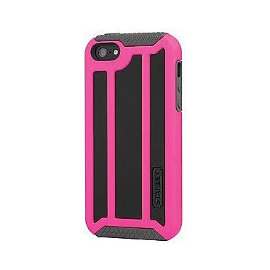 Incipio® Stanley Highwire Hybrid Case & Holster For iPhone 5, Gray/Pink