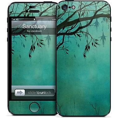 GelaSkins Sanctuary Protective Skin For iPhone 5, Green