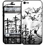 GelaSkins Cable Cranes Protective Skin For iPhone 5,