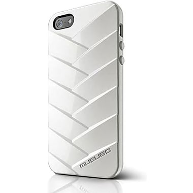 Musubo™ Mummy TPU Jelly Case For iPhone 5, White
