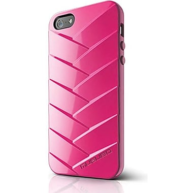 Musubo™ Mummy TPU Jelly Case For iPhone 5, Magenta