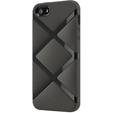 SwitchEasy™ Bonds™ TPU Case For iPhone 5, Shadow Black