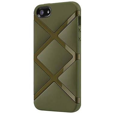SwitchEasy™ Bonds™ TPU Case For iPhone 5, Grenade Green