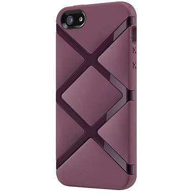 SwitchEasy™ Bonds™ TPU Case For iPhone 5, Furple Purple