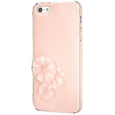 SwitchEasy™ Dahlia™ Hard Case For iPhone 5, Sparkling Pink