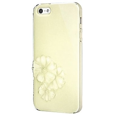 SwitchEasy™ Dahlia™ Hard Case For iPhone 5, Sparkling Yellow