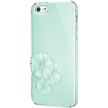 SwitchEasy™ Dahlia™ Hard Case For iPhone 5, Sparkling Mint