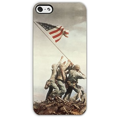Headcase™ 3D Iwo jima Co-Molded Hybrid Case For iPhone 5