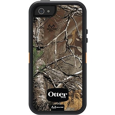 OtterBox® Defender Realtree Series Hybrid Case For iPhone 5, Xtra/Blaze