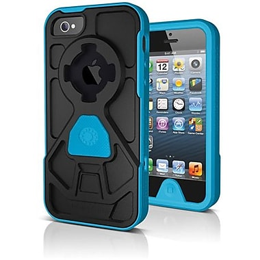 Rokform® Rokshield V.3 Hard Case For iPhone 5, Aqua/Black