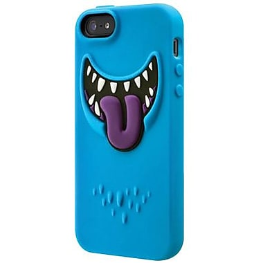 SwitchEasy™ Monsters™ Wicky Silicone Case For iPhone 5, Blue