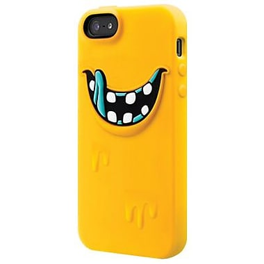 SwitchEasy™ Monsters™ Freaky Silicone Case For iPhone 5, Yellow