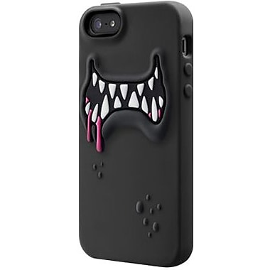 SwitchEasy™ Monsters™ Ticky Silicone Case For iPhone 5, Black