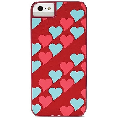 X-Doria Dash Icon Rising Hearts Hard Case For iPhone 5