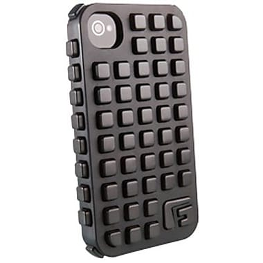 G-Form® Square RPT Hybrid Case For iPhone 4/4S, Black