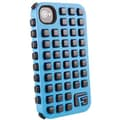 G-Form® Square RPT Hybrid Case For iPhone 4/4S, Blue