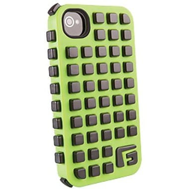 G-Form® Square RPT Hybrid Case For iPhone 4/4S, Green