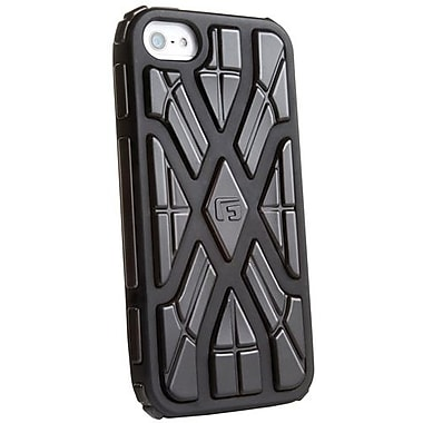 G-Form® X-Style RPT Hybrid Case For iPhone 5, Black
