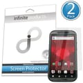 Infinite Products PhotonShield Screen Protector Film For Motorola Droid Bionic, Anti-Glare, 2/Pack