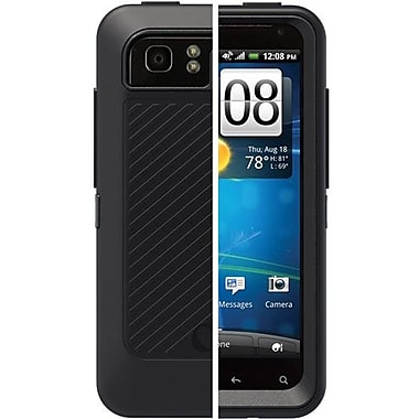OtterBox® Defender Series Hybrid Case & Holster For HTC Vivid, HTC Raider 4G, Black