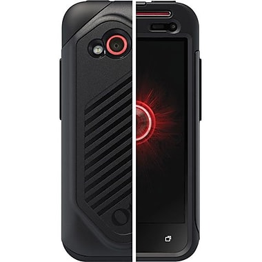 OtterBox® Commuter Series Hybrid Case For HTC Droid Incredible 4G LTE, Black