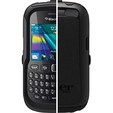 OtterBox® Commuter Series Case For BlackBerry 9315, 9220, 9310, 9320 Curve, Black