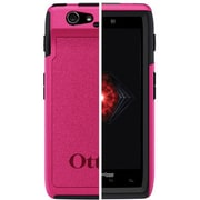 OtterBox® Commuter Series Case For Motorola Droid RAZR, Black/Hot Pink