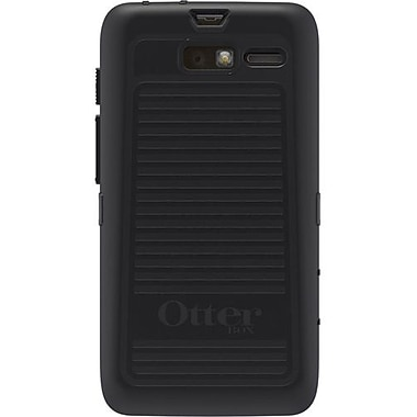 OtterBox® Defender Series Hybrid Case & Holster For Motorola Droid RAZR M, Black
