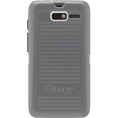 OtterBox® Defender Series Hybrid Case & Holster For Motorola Droid RAZR M, Glacier
