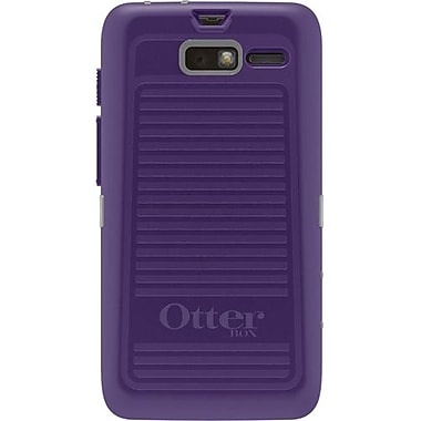 OtterBox® Defender Series Hybrid Case & Holster For Motorola Droid RAZR M, Orchid