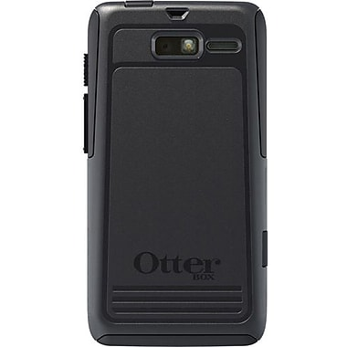 OtterBox® Commuter Series Hybrid Case For Motorola Droid RAZR M, Black