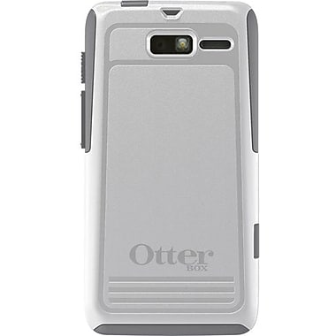 OtterBox® Commuter Series Hybrid Case For Motorola Droid RAZR M, Glacier