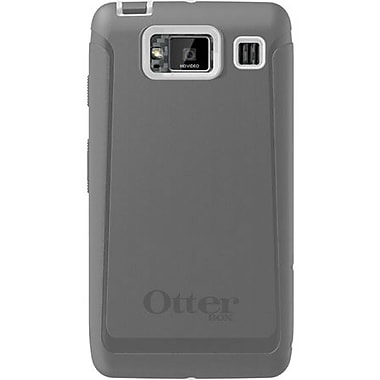OtterBox® Defender Series Hybrid Case & Holster For Motorola Droid RAZR MAXX HD, Glacier