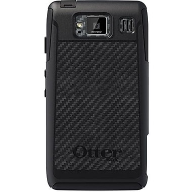 OtterBox® Commuter Series Hybrid Case For Motorola Droid RAZR MAXX HD, Black